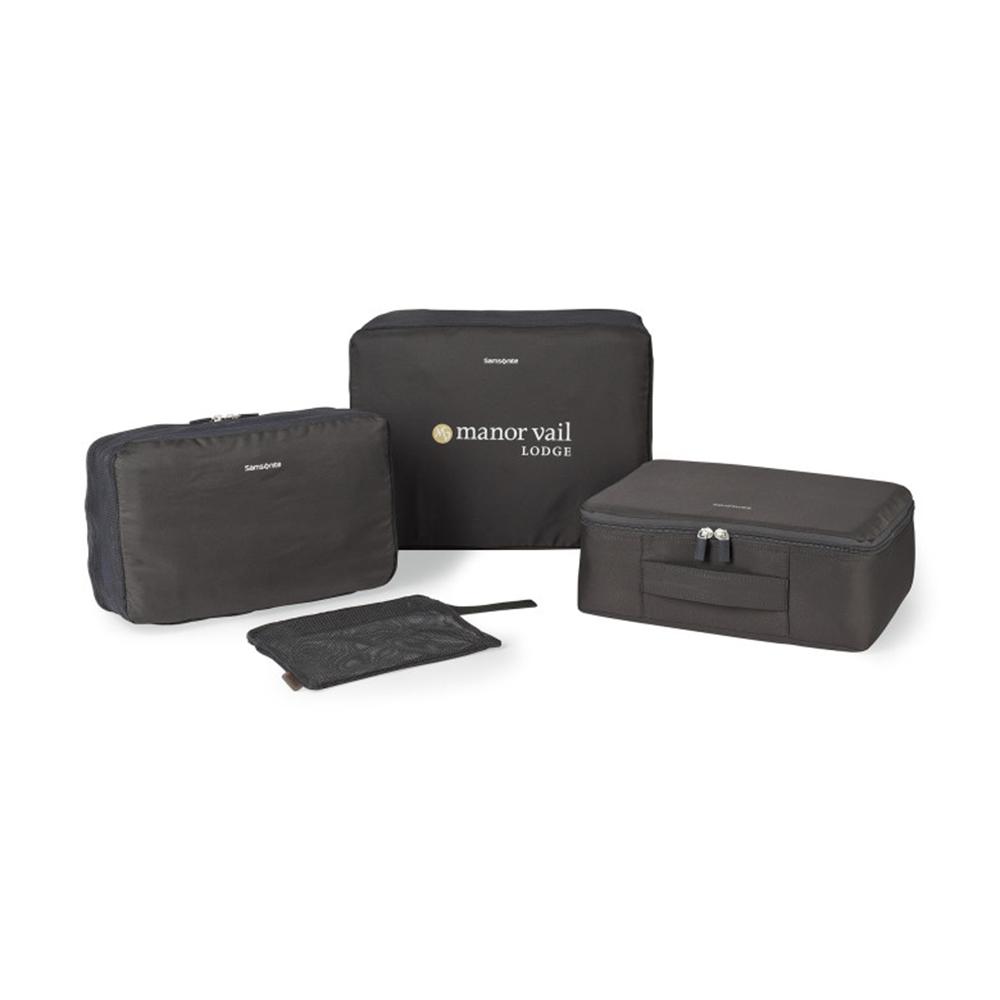 Custom Samsonite Foldable Packing Cubes 4-in-1