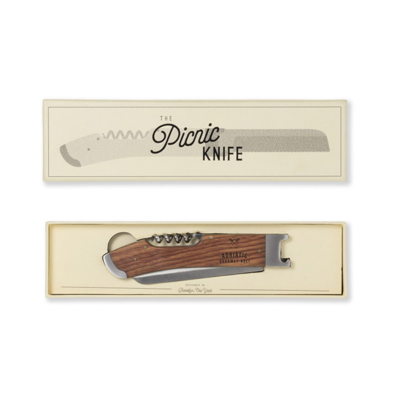 Custom W&P Picnic Knife