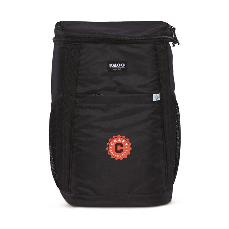 Igloo® REPREVE 36 Can Custom Backpack Cooler