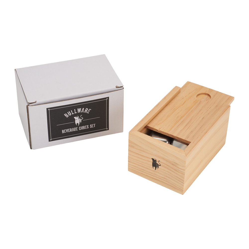 Custom Bullware Beverage Cube Set