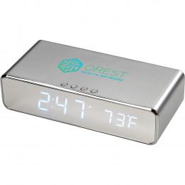 Custom Keen Wireless Charging Desk Clock