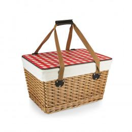 Custom Canasta Grande WIllow Basket