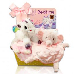Her Nap Time Gift Basket