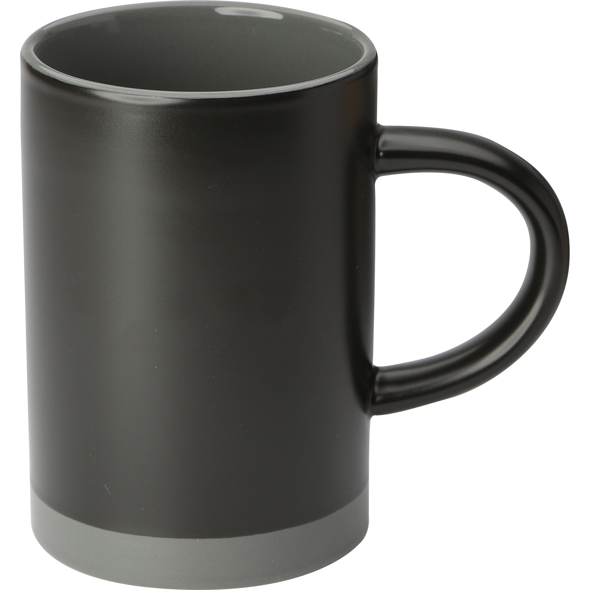 Custom 15 oz. Two-Tone Ceramic Mug