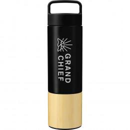 Custom Welly® Traveler Copper Vacuum Bottle 18oz