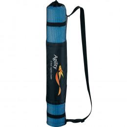 Custom Yoga Mat and Mesh Storage Bag
