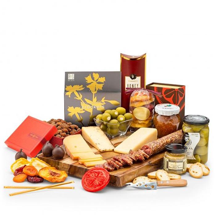 Artisan Cheese & Charcuterie Picnic Menu