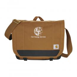 "Carhartt® Custom Signature 17"" Computer Messenger Bag"