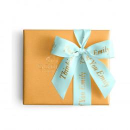 Godiva Assorted Chocolate Gold Gift Box, Gold Ribbon, 19pc
