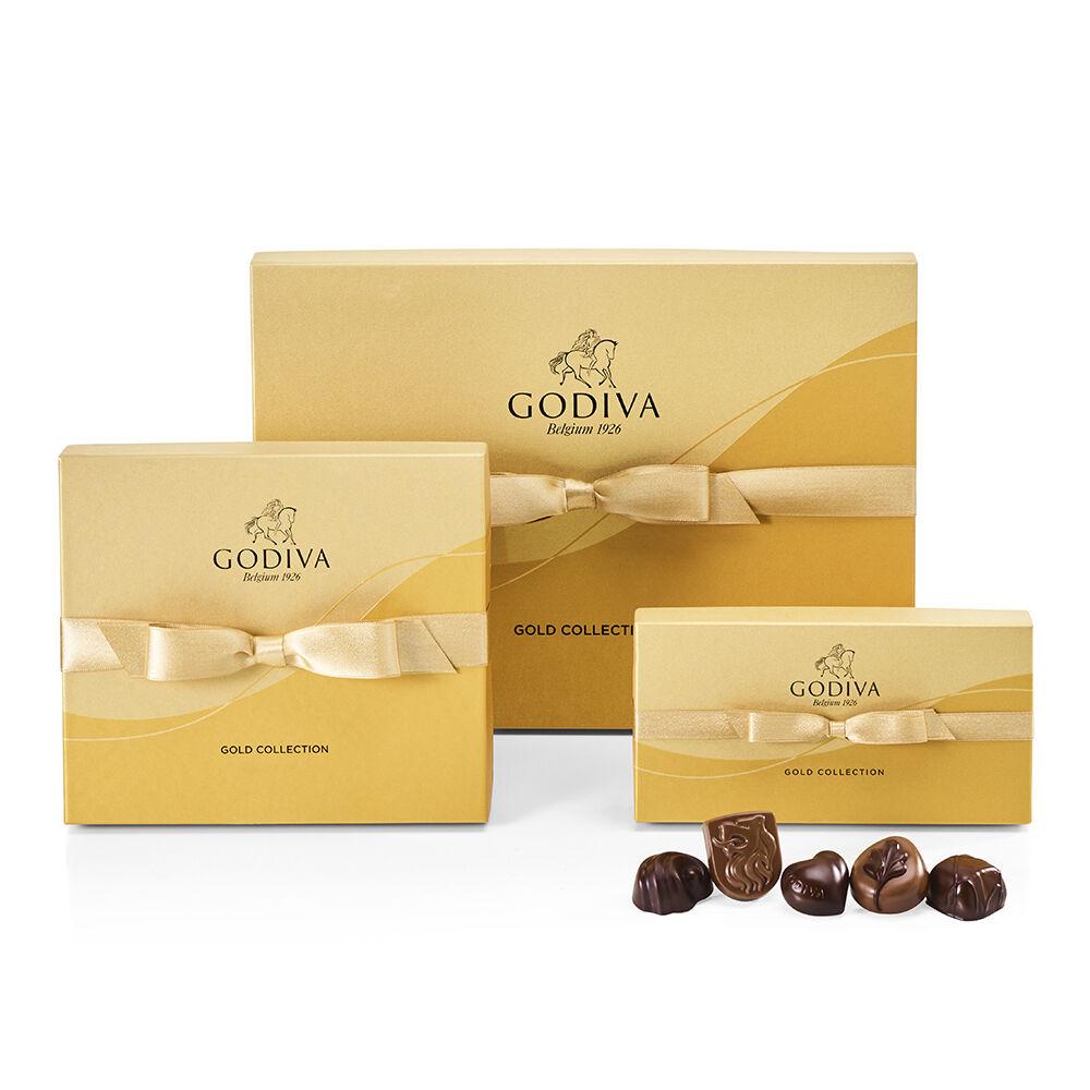Godiva Gold Collection Gift Set