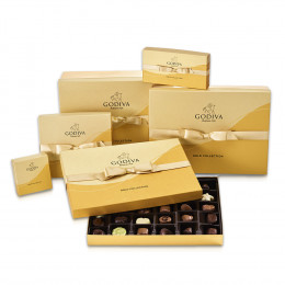 Godiva Gold Collection Ultimate Appreciation Gift Set