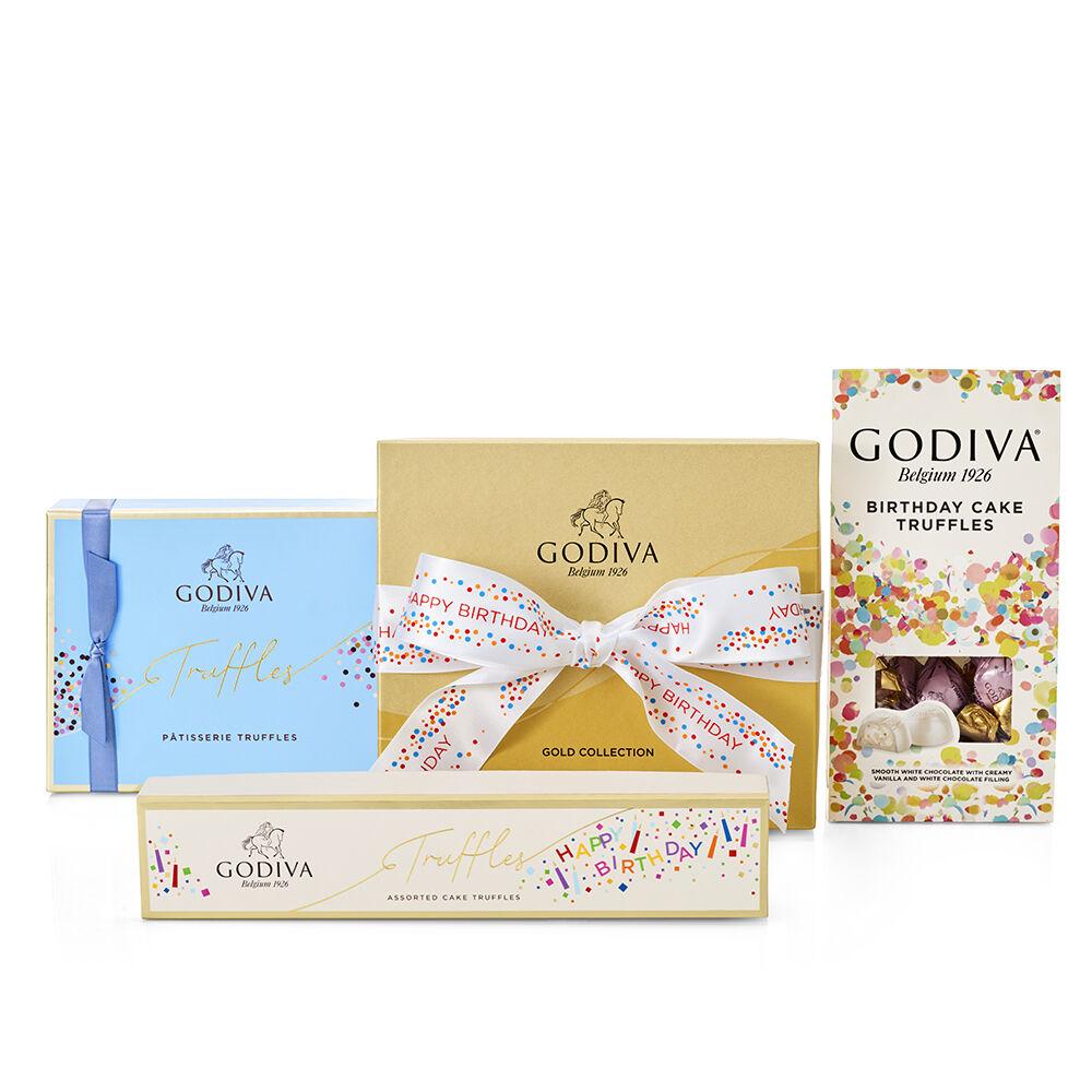 Godiva Birthday Blowout Chocolate Gift Set