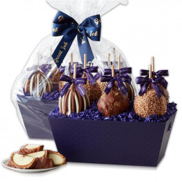 Great Job Caramel Apple Gift Tray