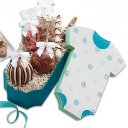 New Baby Caramel Apple Gift Set
