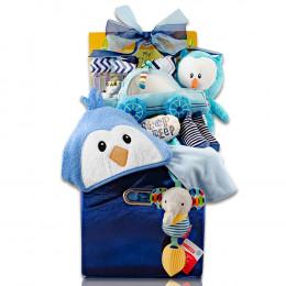 Precious Boy Gift Basket