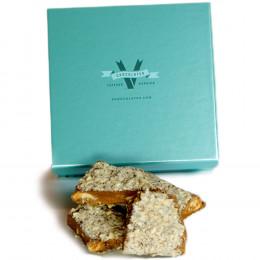 V Chocolate Cashew Toffee Gift Box