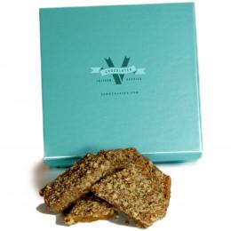 V Chocolate Pecan Toffee Gift Box
