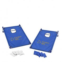 Custom Portable Cornhole Game