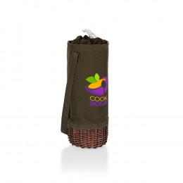 Custom Malbec Insulated Wine Basket