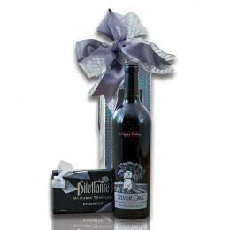 Silver Oak Napa Cab Sauv & Wine Gift Box