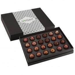 Gourmet Truffle Gift Box - 24 pc