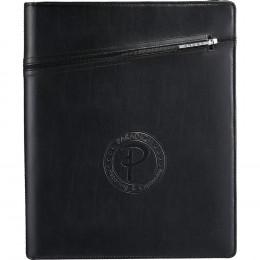 Custom Cross® Leather Padfolio and Pen