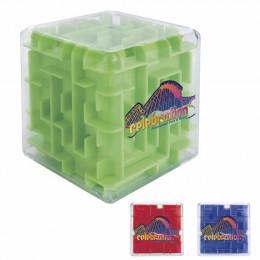 Custom Multi-Dimensional Cube Maze