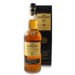 The Glenlivet 18-Year-Old Single Malt Scotch Whisky 750ml