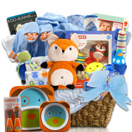 Fabulous Family Boy Gift Basket