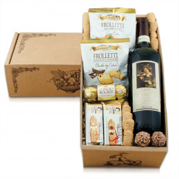 Vino Italiano Red Wine Gift Box