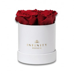 Infinity Roses Small Rose Box