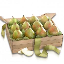 Organic D'Anjou Pears Fruit Gift Basket
