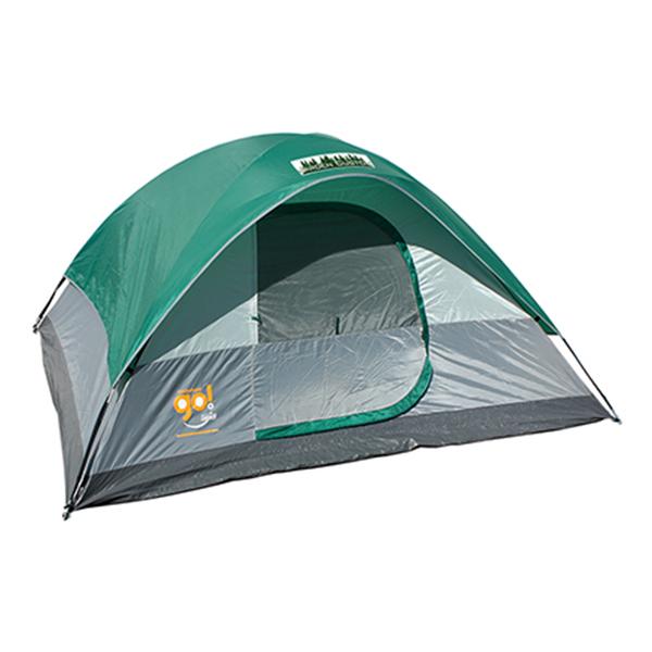 Custom Coleman Go! 4-Person Dome Tent, 9′ x 7′