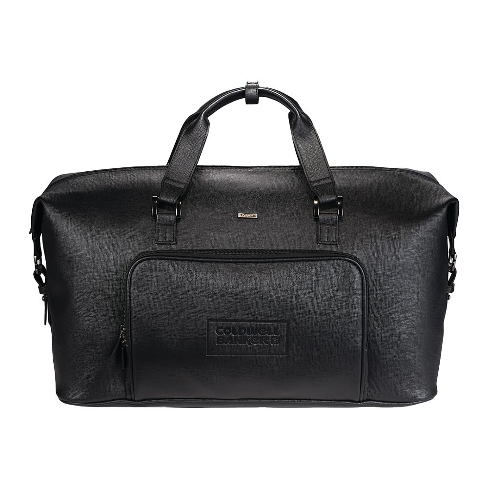 """Custom Luxe 19"""" Weekender Duffel Bag"""