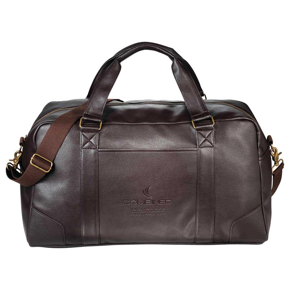 Custom Oxford 20'' Weekender Duffel Bag