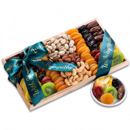 With Sympathy - Dried Fruit and Nut Collection