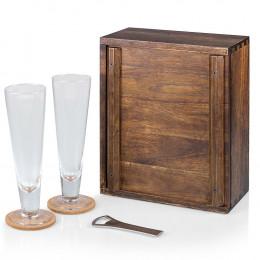 Pilsner- Beer Gift Set for 2