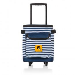 Custom Portable Cooler on Wheels
