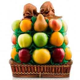 Fancy Fruit Gift Basket