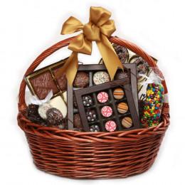 Decadent Chocolate Gift Basket
