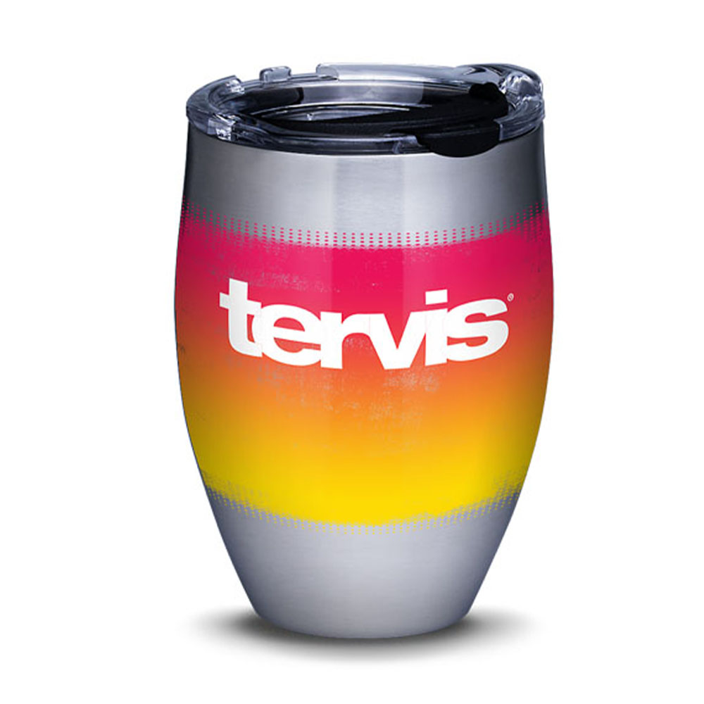 Custom 12oz Stainless Tervis Tumbler with Lid