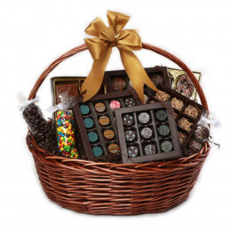 Premier Large Chocolate Gift Basket
