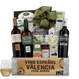 Marques De Toledo Spanish Wine Crate
