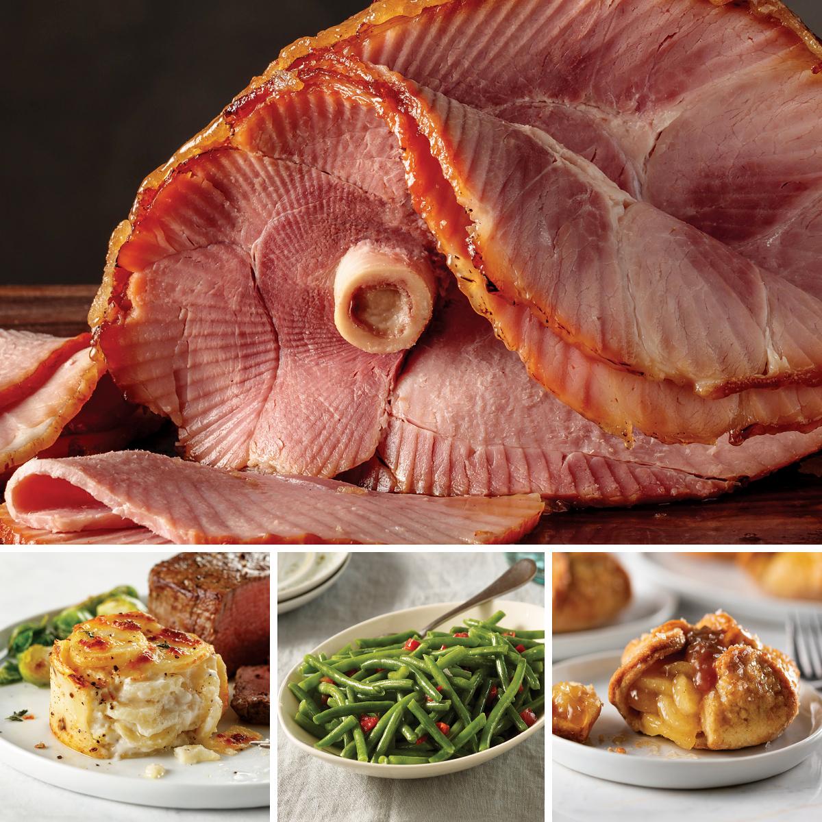 Omaha Steaks® Spiral Sliced Ham Meal