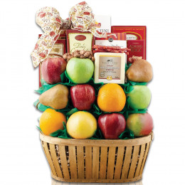 Talk of the Town Fruit Gift Basket