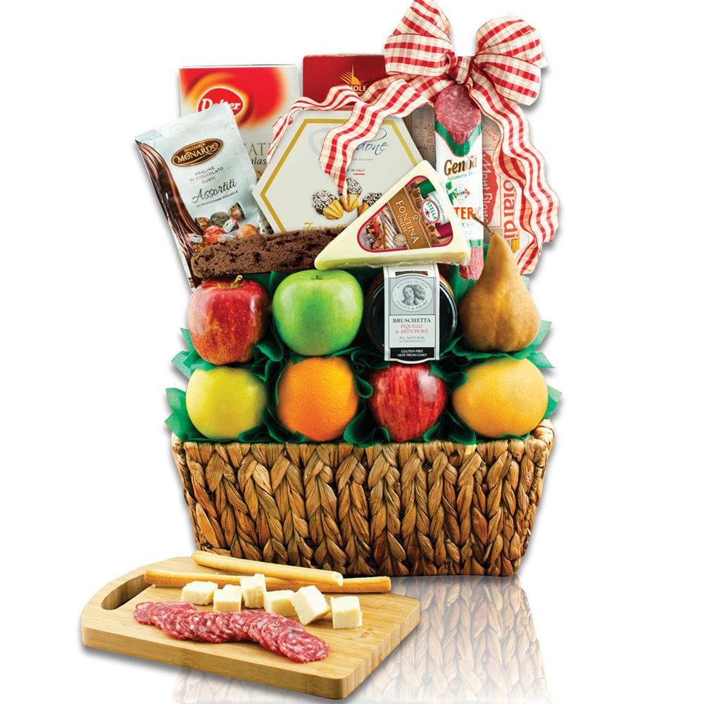 Firenze Fruit Gift Basket