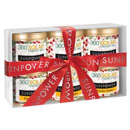 Popcorn Flavor Delights 6-pack Gift Box