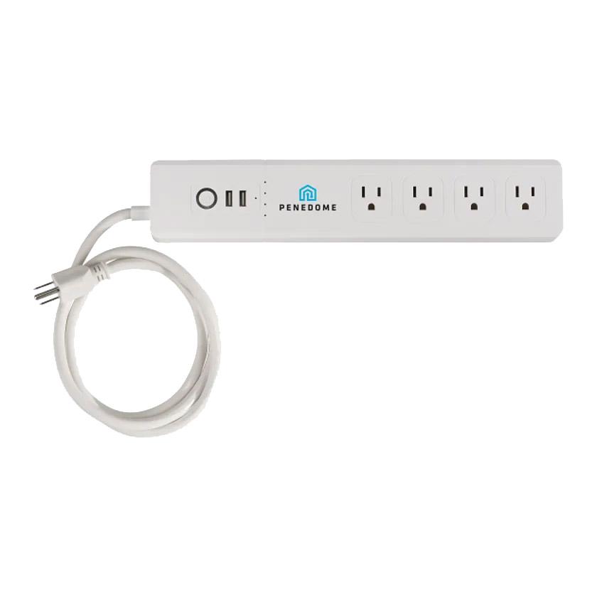 Custom Wifi Smart Power Strip with USB Output