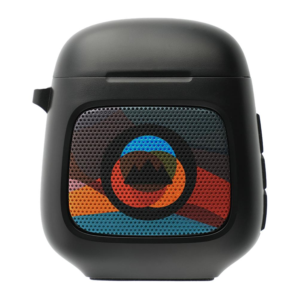 Custom Remix Auto Pair True Wireless Earbuds and Speaker