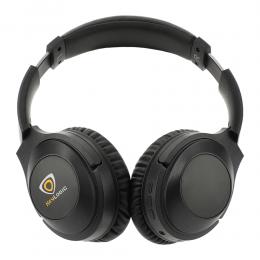 Custom Hush Active Noise Cancellation Bluetooth Headphones